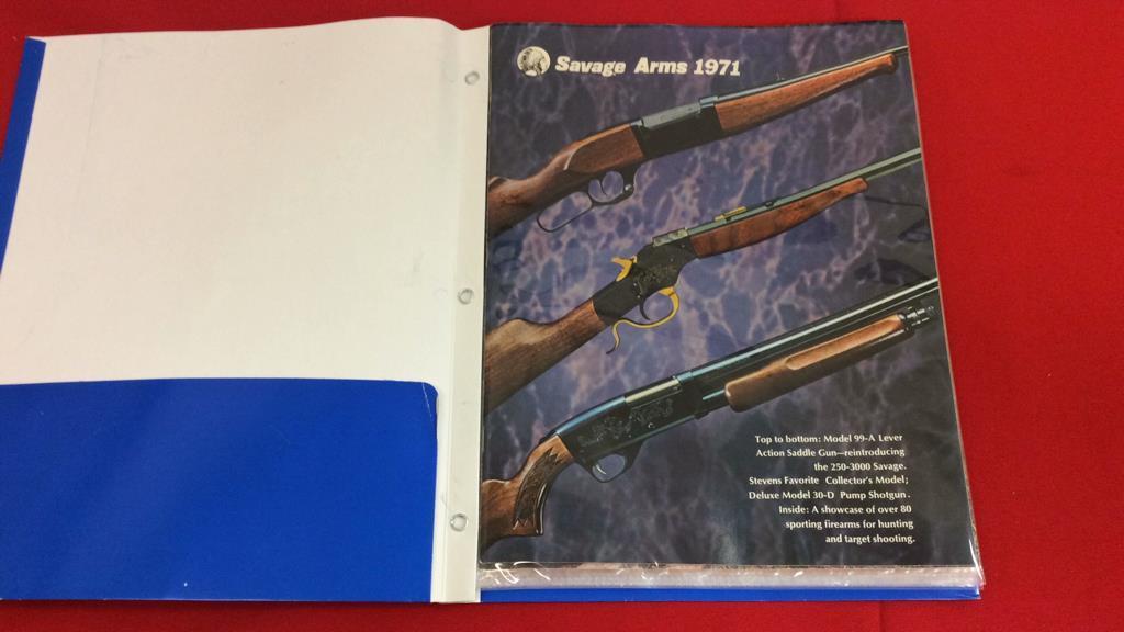 Firearm 1971 & 1972 Price List