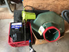 Poulan Electric Chainsaw, Speakers, Tree Holder