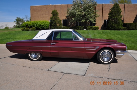1965 Ford Thunderbird Hardtop