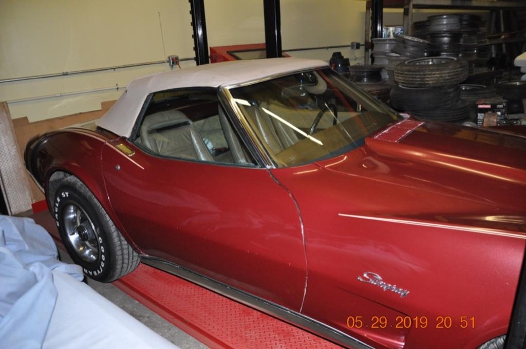 1974 Corvette Convertible