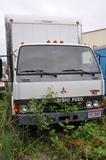 1988 Mitsubishi Box Truck