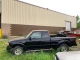 2008 Ford Ranger Extended Cab Pickup