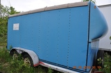Wells Cargo Small Enclosed Trailer