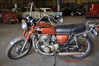 1972 Honda 350 Motorcycle