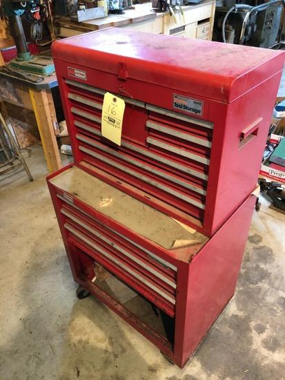 Craftsman 2-Pc. Stack Toolbox