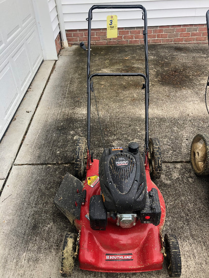 Southland push mower