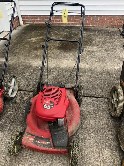 Toro 6.5 HP push mower