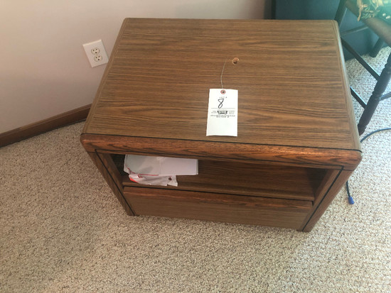 TV Stand and End Table