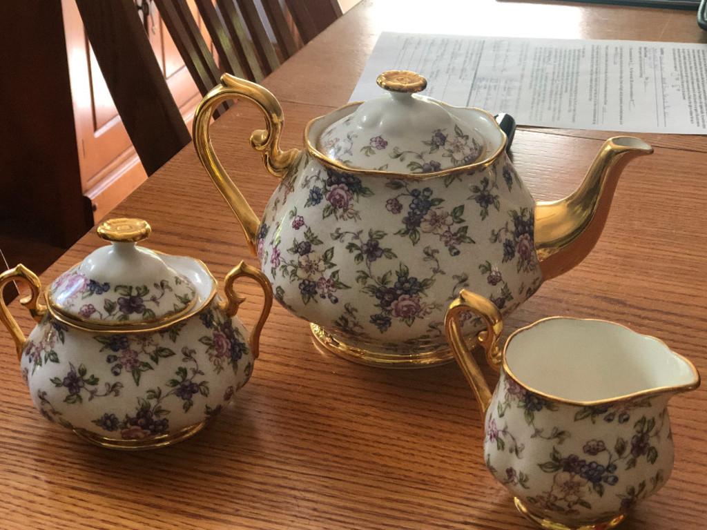 Royal Albert 3pc Tea Service