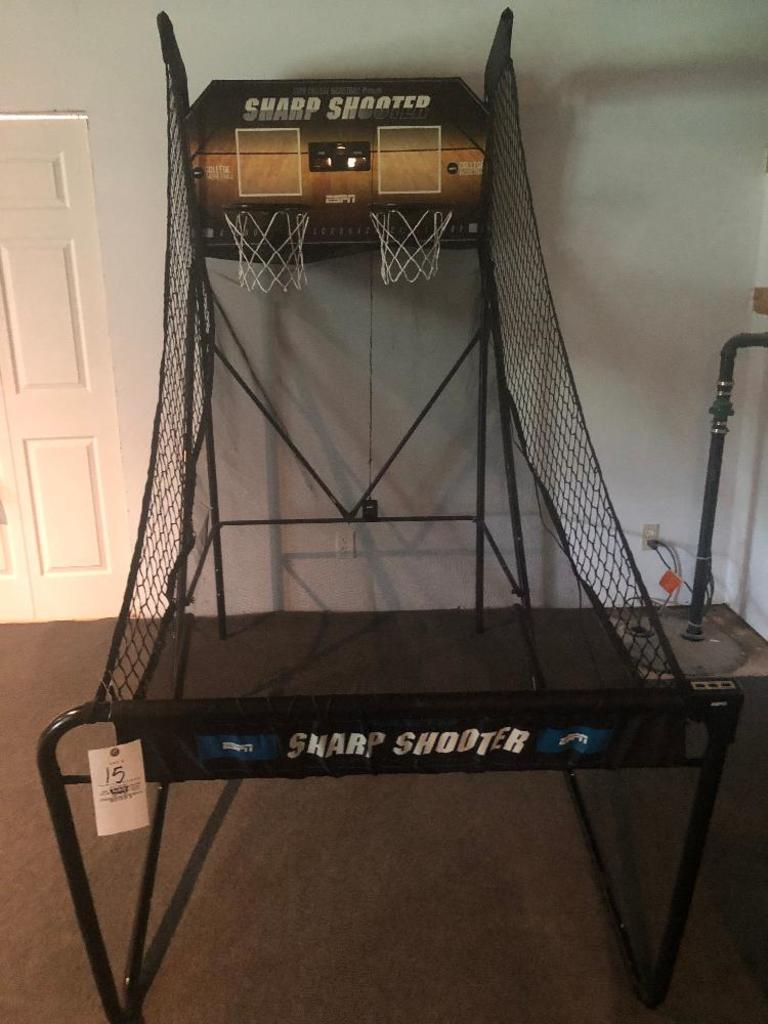 """""""Sharp Shooter"""" Basketball Game"""