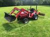 Mahindra 2216 Loader Tractor