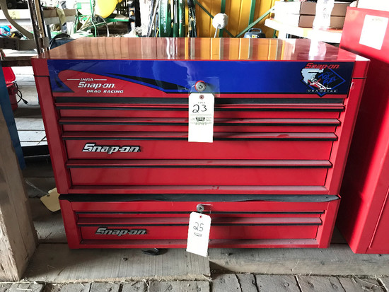 Snap-On IHRA Drag Racing Tool Chest