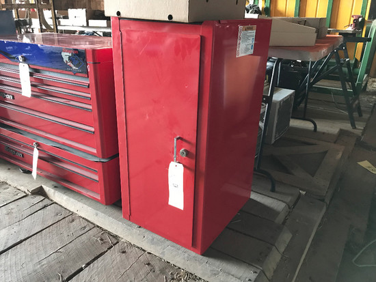 Snap-On Hang-On End Cabinet