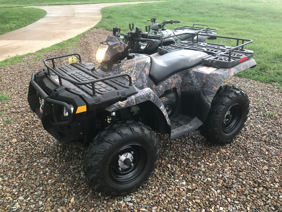 2006 Polaris Sportsman 500 4X4