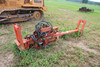 DitchWitch Pipe Pusher w/ 13 5'Rods and Attachments
