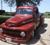 1952 FORD F-1 HOT ROD PICKUP
