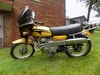 1971 Honda Cl175 Motorcycle