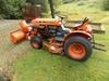 Kubota B6100 Hst Diesel Tractor