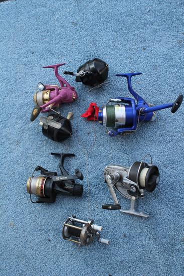 7 Fishing Reels