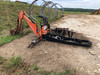 Woods BH7500-1 Backhoe With Bucket And Mounting Frame