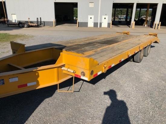 1997 Eager Beaver 20-ton Trailer 21' & 5' Beaver 8.5' Wide