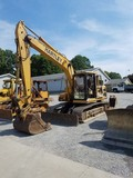 1997 CAT 312BL Excavator, One Owner, 10,356 Hrs., New Final-Drive Motor On Right Side