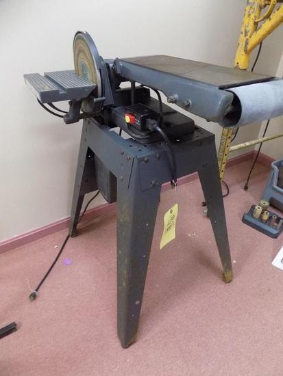 Craftsman belt/disc combo sander