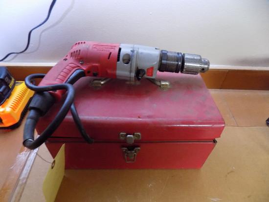 Milwaukee Magnum Hammer Drill