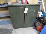 Metal Two-Door Cabinet 36