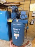 Quincy Vertical Air Compressor T50933A610