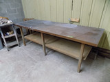 Work table 3ft x 8ft 4
