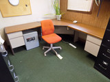 L Shape desk 7ft 6