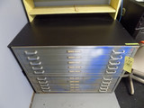 (10) Drawer cabinet 4ft x 3ft