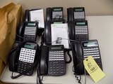 (9) Comdial Phones
