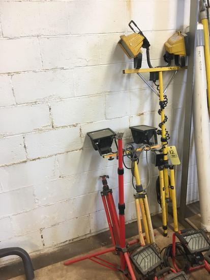 Temporary Work Lights