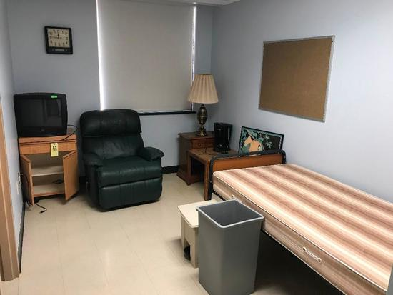 Contents Of Conference Room And Doctor's Sleep Room