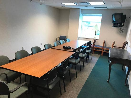 Contents Of Conference Room 3