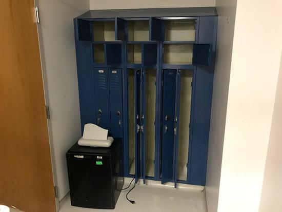 Lockers - Refrigerator - Electric Punch