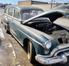 1950 Oldsmobile 88 Woodie Station Wagon