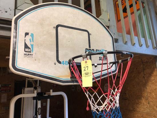 Pro Shot Slam Basketball Hoop