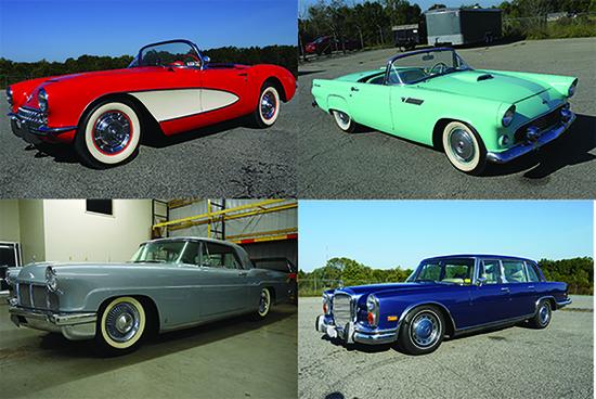 Classic Cars - 15035