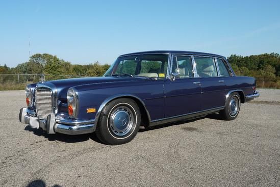 1971 Mercedes 600 Limousine