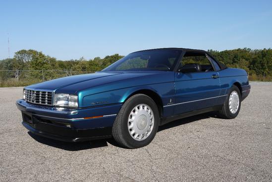 1993 Cadillac Pinin Farina Allante