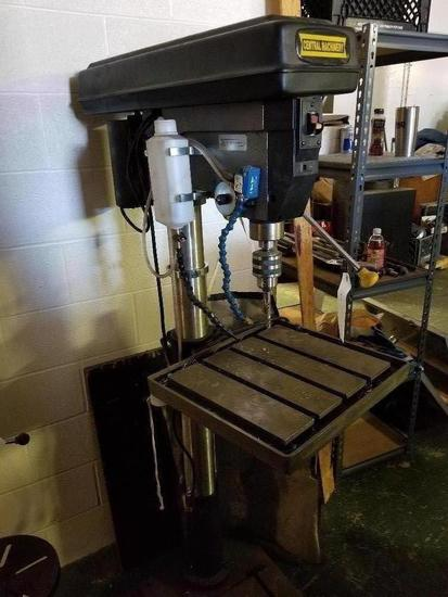 """Central Machinery 20"""" Production Drill Press With Oiler"""
