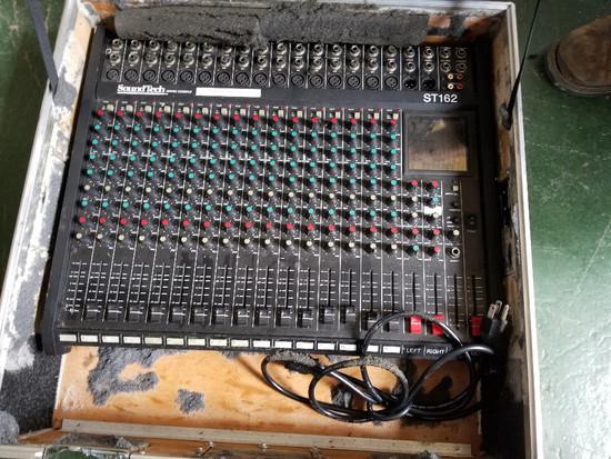 SoundTech mixing console ST-162