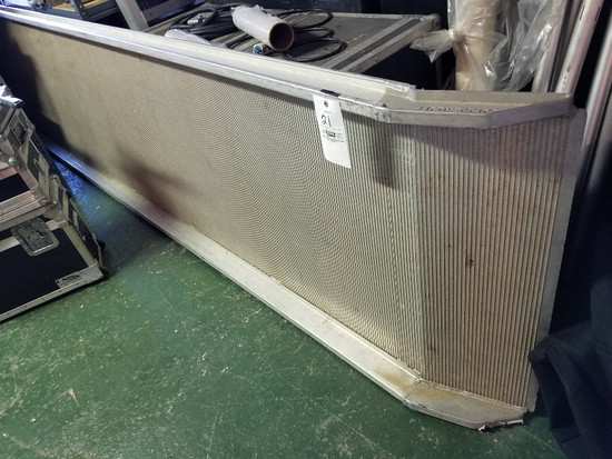 Aluminum Loading Ramp, Approx. 16' Long