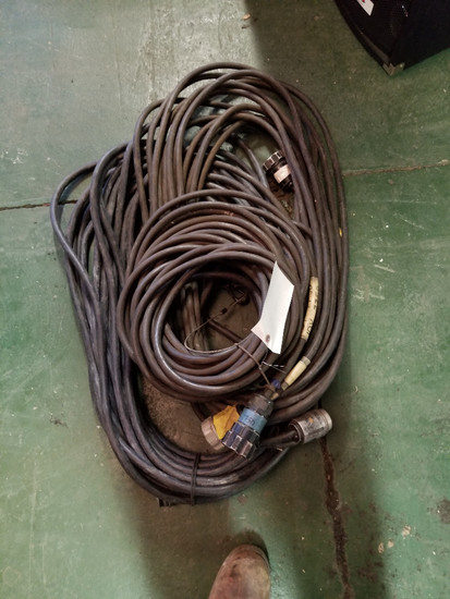 (3) 50' heavy gauge wire