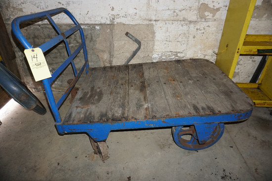 4-wheel moving cart