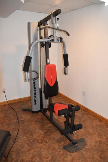 Weider Pro 6900 All-In-One Workout Station