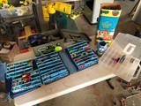 Hot Wheel Cars - Lincoln Logs - Games - Etc.